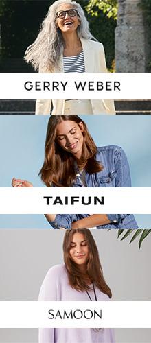 Marken im GERRY WEBER Online-Shop