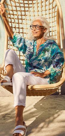 Luftige Tuniken für Damen von GERRY WEBER