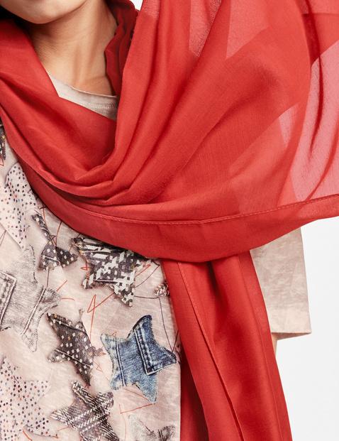 Leichter Uni-Schal