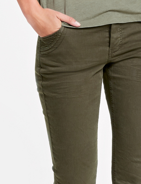 Spodnie 7/8 Boyfriend TS