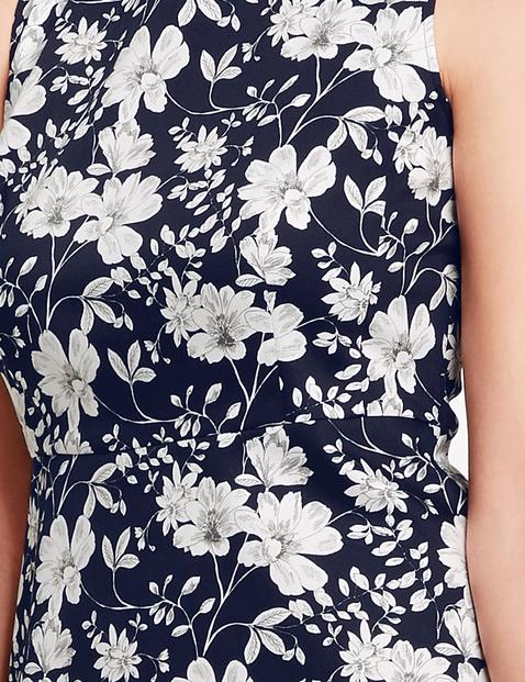Sommerkleid mit Blumen-Print
