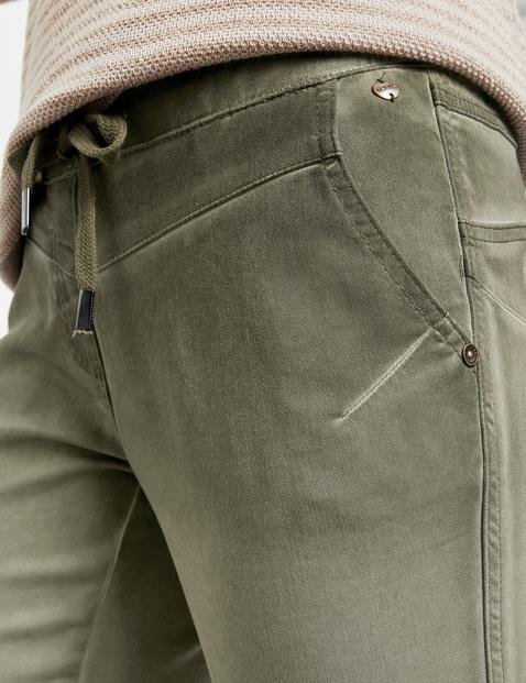 7/8 Lounge Pants mit cold pigment dye