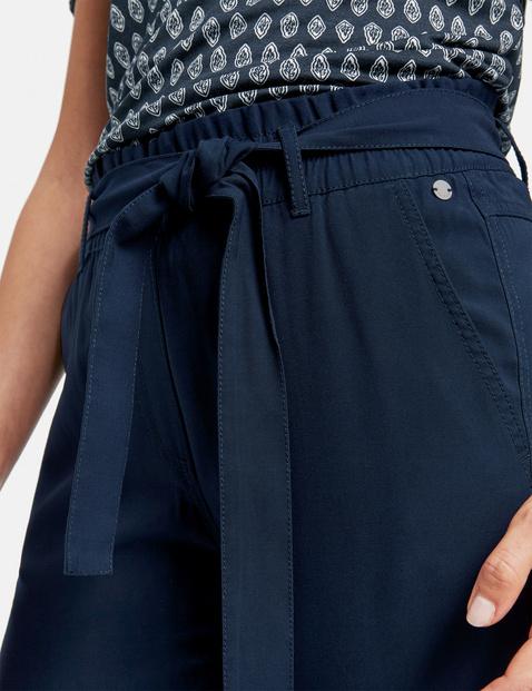 Hose mit Bindegürtel Lounge Pants TS