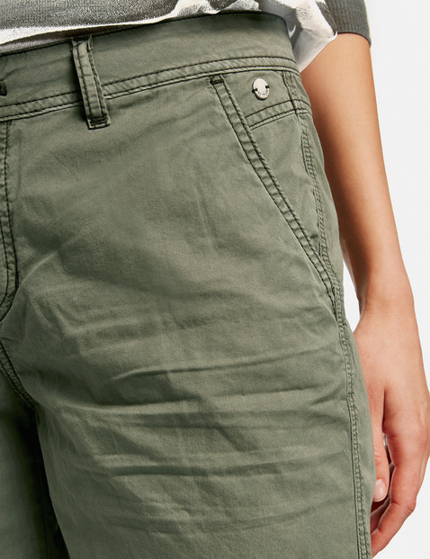Bermuda aus Baumwolle Shorts TS