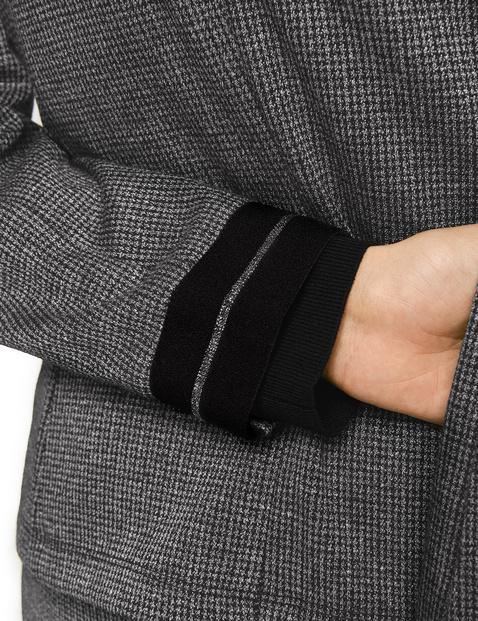 Blazer mit feinen Lurex-Details