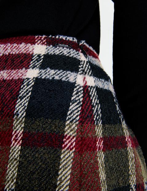 Karorock in weicher Woll-Optik