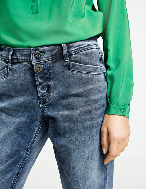 Jeans Slim Boyfriend TS