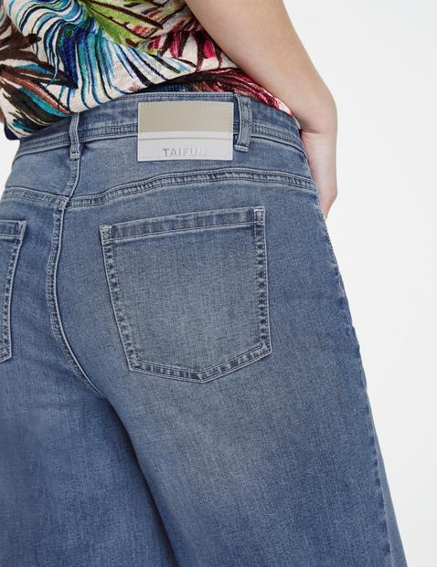 Jeans Straight TS van organic cotton