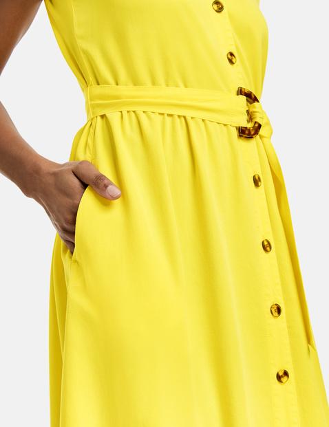 Letnia sukienka z lyocellu