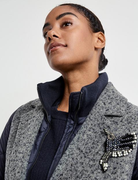 2-in-1 coat