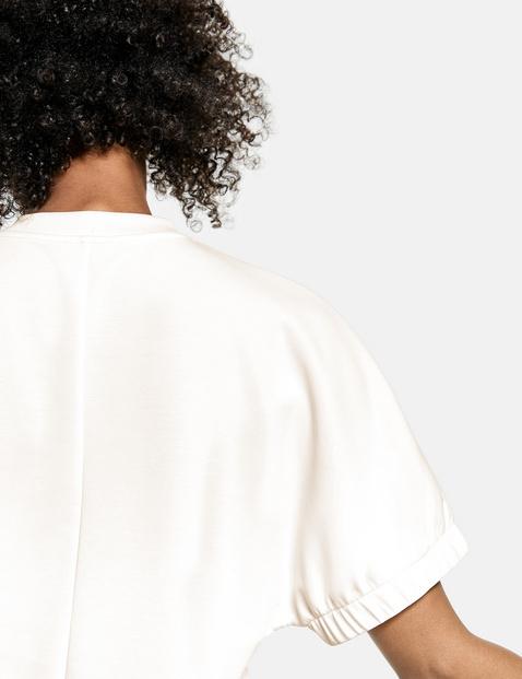 Trend-Shirt mit weitem Kurzarm