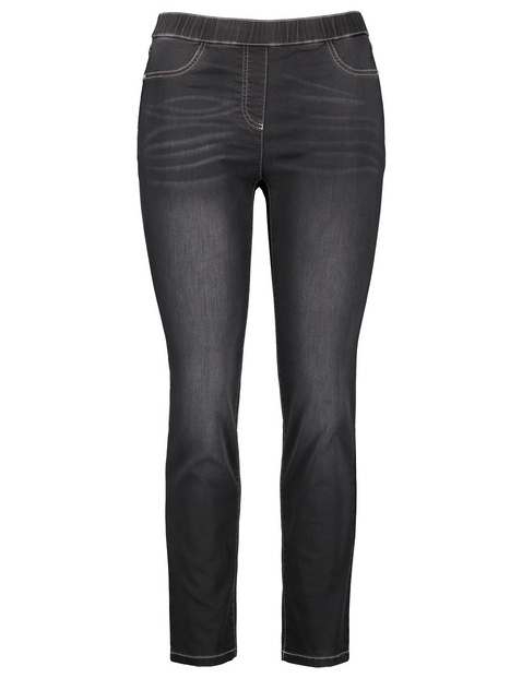 Jegginsy elastyczne dżinsy Lucy