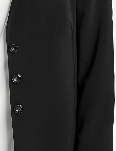 Klassieke lange blazer