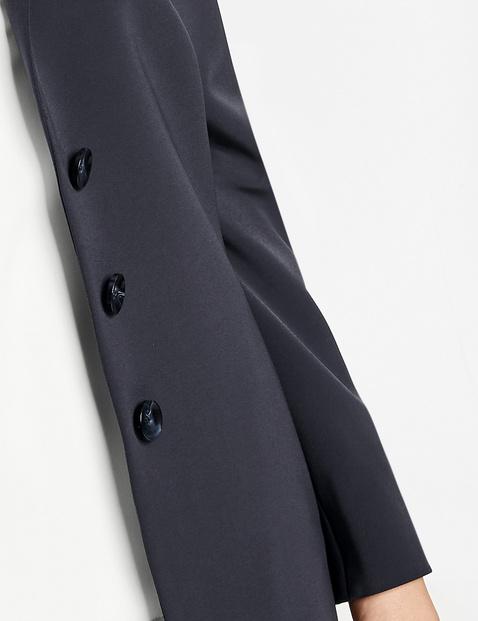 Classic long blazer