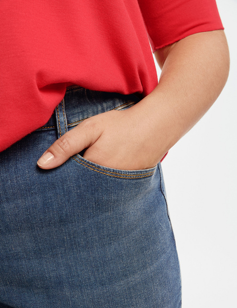 Jeans Jenny mit komfortablem Bein