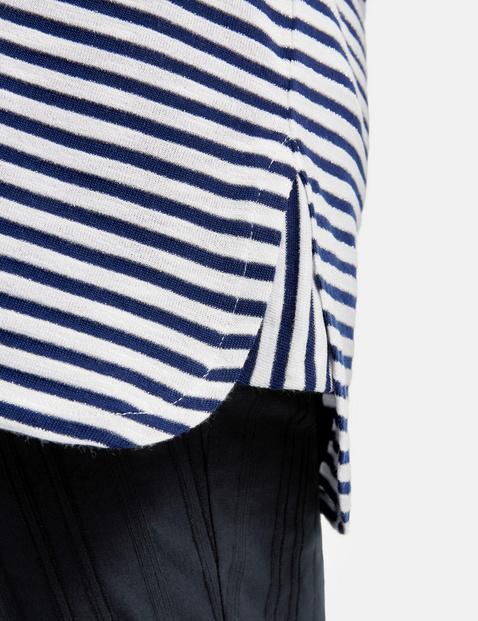 Shirt mit Ringel-Dessin