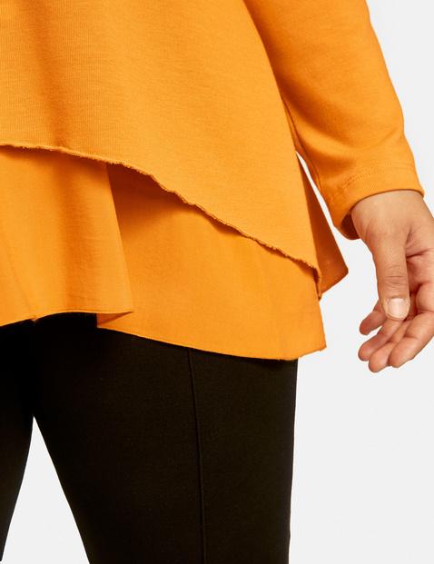 A-line blouse top