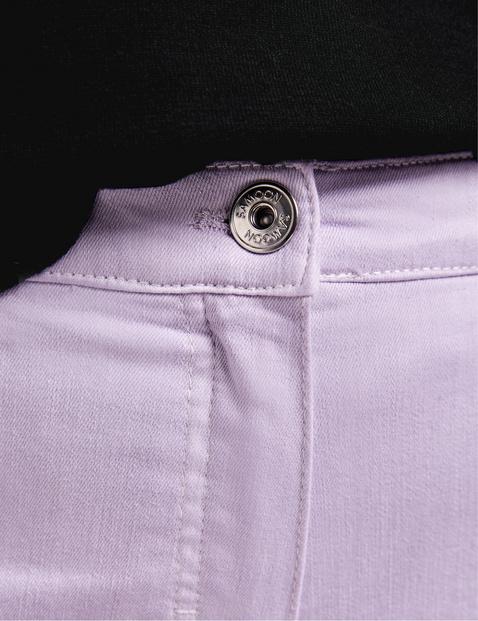 Cieniowane spodnie z 5 kieszeniami