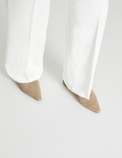 Szerokie letnie spodnie Carlotta