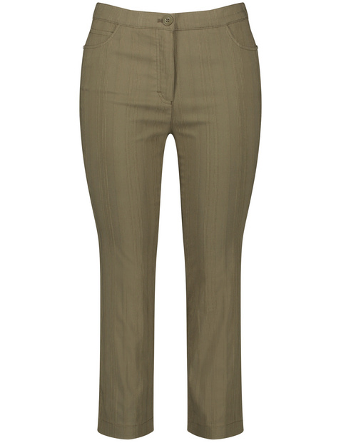 Comfy 3/4-length stretch trousers, Betty