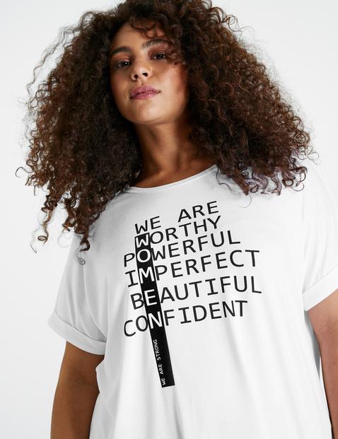 Koszulka z napisem EcoVero