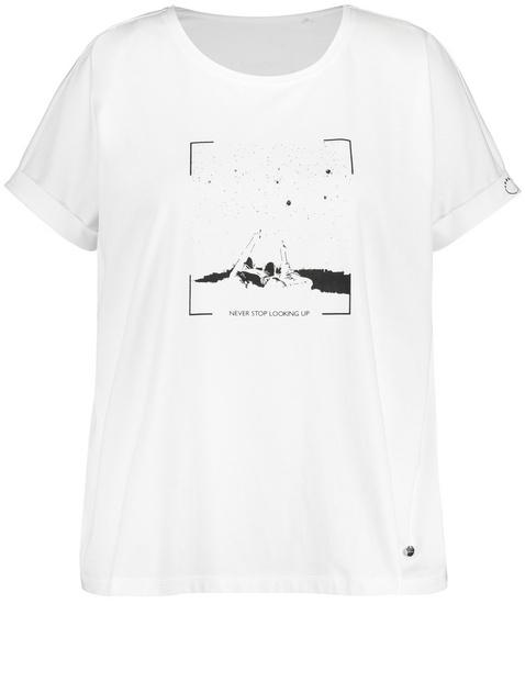 Charity-Shirt #unhatewoman aus GOTS zertifizierter Bio-Baumwolle