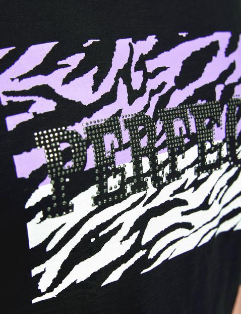 Statement Shirt aus GOTS zertifzierter Bio-Baumwolle