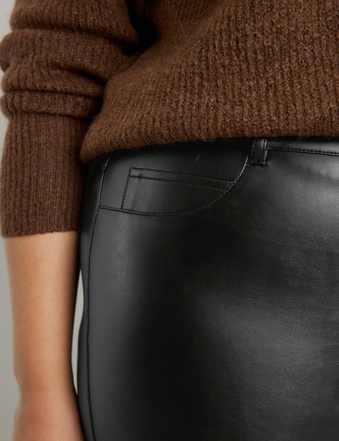 Faux leather jeggings Lucy by Céline Denefleh