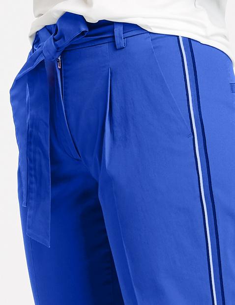 Hose mit Bundfalten Limited Edition
