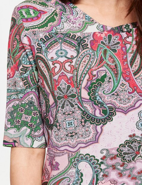 Shirt mit Paisleyprint