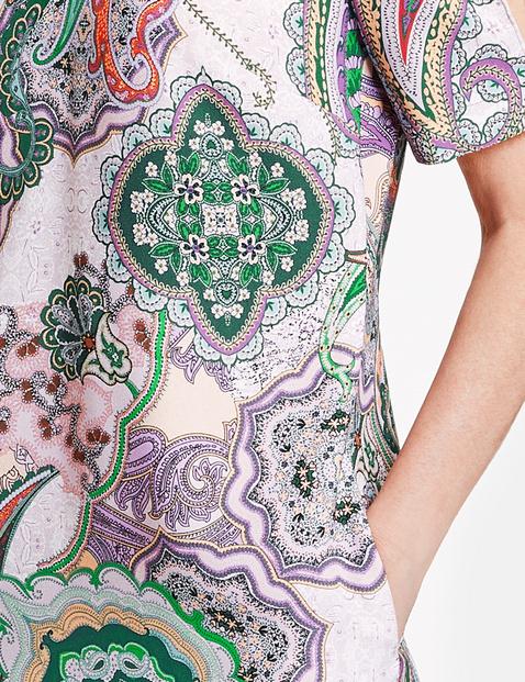 Kleid mit Paisleyprint