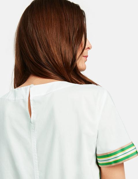 Ausgestellte 1/2 Arm Bluse