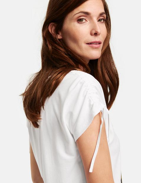 1/2 Arm Shirt mit Floralprint