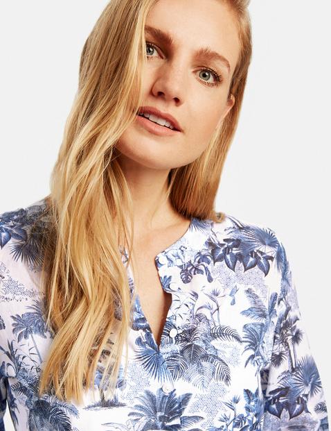 Kleid mit Volants organic cotton