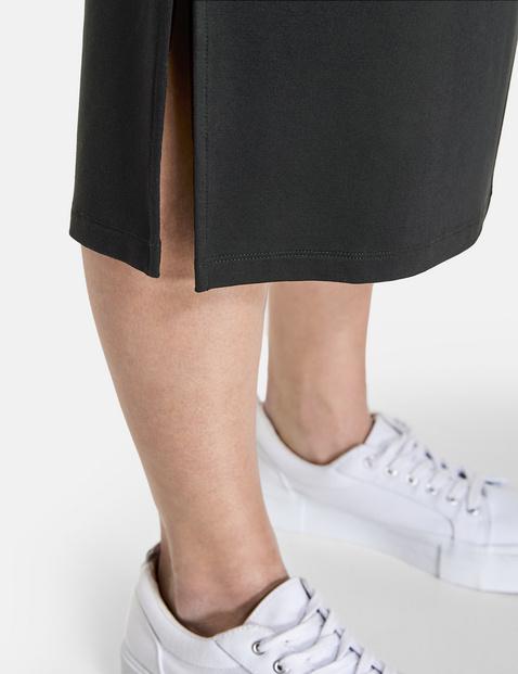 Calf-length skirt, EcoVero