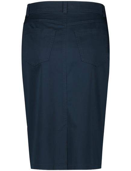 colours womens skirt Simple skirt pencil skirt all sizes Cotton skirt knee lenght grey skirt