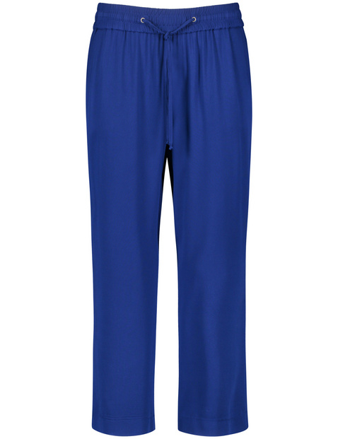 Airy trousers, Easy Fit EcoVero