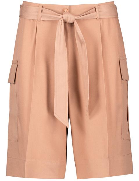 Cargo Shorts made of lyocell