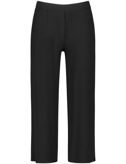 Wide EcoVero trousers