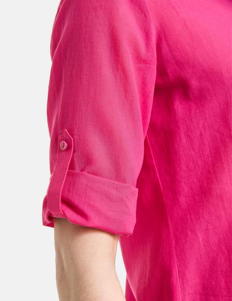 3/4 Arm Bluse organic cotton