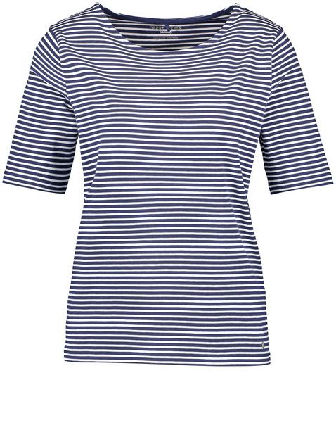 Striped top GOTS