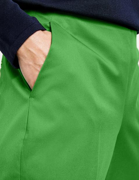 Slim 7/8-length trousers