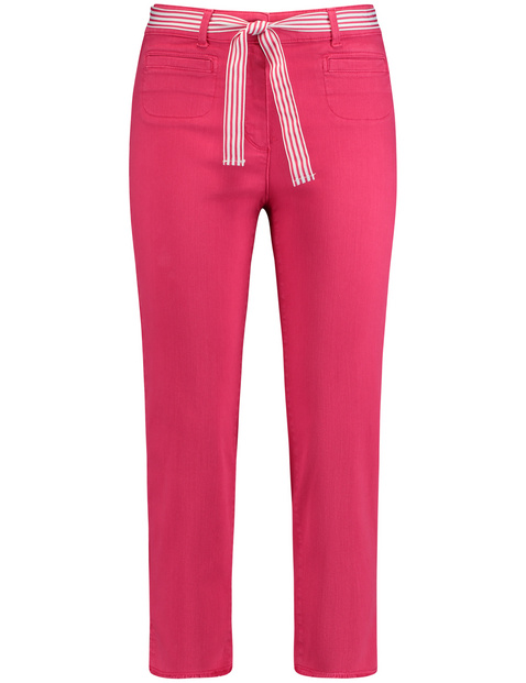 3/4-length jeans