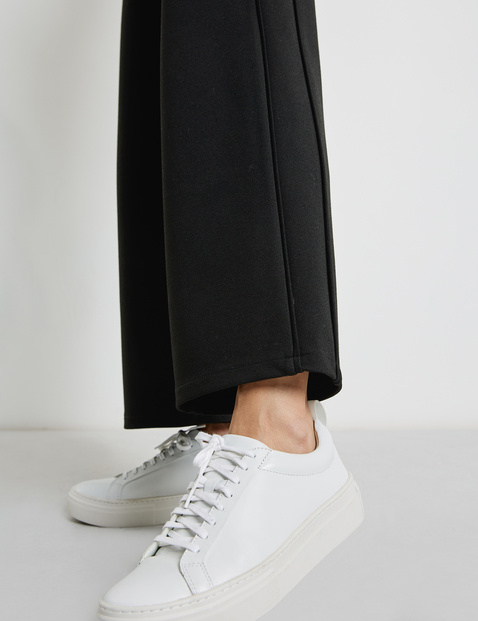 Culottes in heavy jersey
