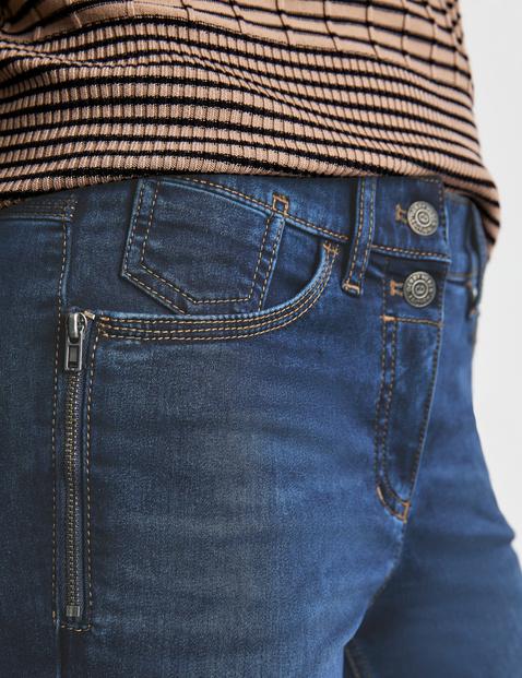 Verkürzte Jeans Best4me Cropped