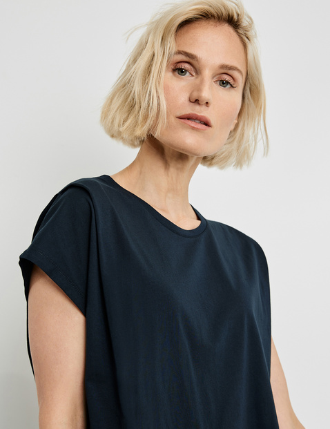 Loose-fitting top, GOTS