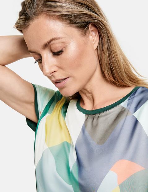 Bedrucktes Shirt EcoVero