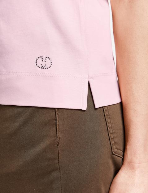 Basic shirt van organic cotton