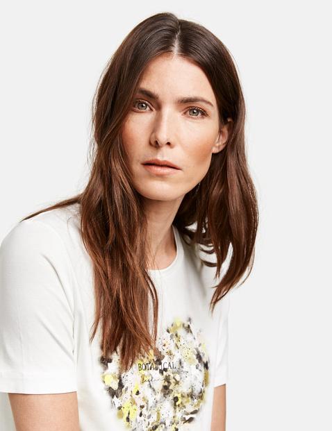 Shirt mit Blumenherz