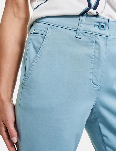 Iets kortere jeans